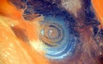 Bí ẩn kiệt tác 'con mắt Sahara'