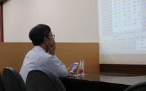 Chứng khoán 'đốt' tiếp 97.000 tỉ, VN Index mất thêm 36 điểm