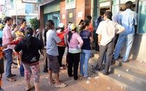 Không được để khách hàng bức xúc vì ATM hết tiền dịp lễ