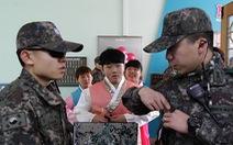 Ngôi làng giữa vùng đình chiến trên bán đảo Triều Tiên