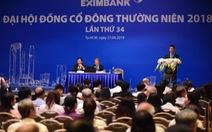 Để mất 300 tỉ của khách, Tổng giám đốc Eximbank sẽ từ chức?