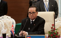 Người giữ 'linh hồn' chính sách đối ngoại Triều Tiên
