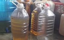 Giếng nước ở Hương Khê nhiễm dầu do thủng bồn dầu doanh nghiệp
