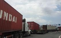 Doanh nghiệp đổ xô lấy hàng, cảng Cát Lái kẹt cứng