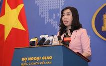 Việt Nam chúc mừng thành công của thượng đỉnh liên Triều
