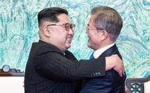 Video Triều Tiên và Hàn Quốc ký tuyên bố sẽ chấm dứt chiến tranh
