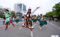 Festival Huế 2018: xem cà kheo Bỉ, múa sư tử Nhật