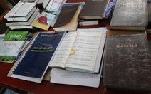 """Công an kiểm tra việc truyền đạo trái phép """"Hội thánh đức chúa trời mẹ'"""