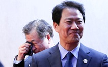 'Trùm' tình báo Hàn Quốc rơi nước mắt trong thượng đỉnh liên Triều
