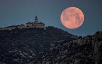 Ngắm trăng xanh lần thứ hai trong năm 2018