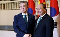 Mỹ - Trung đại chiến thương mại, Hàn Quốc tìm tới Việt Nam