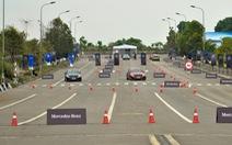 """Học viện Lái xe an toàn Mercedes-Benz (MBDA) lần thứ 15 """"đổ bộ"""" khu vực phía Nam"""