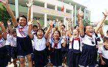 Niềm vui mới ở  'trường không chạm đất'