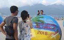 Mùa du lịch biển hút khách dịp lễ 30-4, 1-5