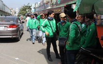 Xuất hiện nhiều GrabBike giả mạo tại Hà Nội, TP.HCM