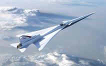 Mỹ chế tạo máy bay phản lực siêu thanh thế hệ mới