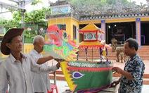 Chuyện làng cổ Nam Ô: Thờ Tổ quốc