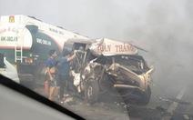 'Không thể cấm dân đốt đồng gần đường cao tốc'