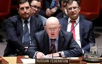 Nga yêu cầu LHQ họp về vụ điệp viên bị đầu độc