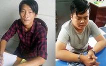 Bắt 2 nghi can cướp Ngân hàng An Bình tại Sài Gòn