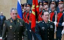 Trung Quốc ủng hộ Nga chống Mỹ