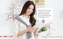 Biên nhận điện tử trao quyền kiểm soát cho khách hàng