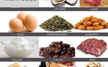 Vai trò của kẽm trong phòng chống ung thư đường tiêu hóa