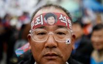 Cựu Tổng thống Park Geun Hye bị kết án 24 năm tù
