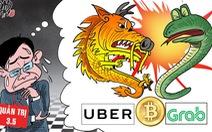 Tiền của Uber chảy về đâu?