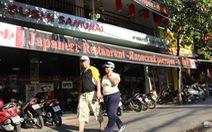 Chấn chỉnh loạn biển hiệu tiếng nước ngoài tại Nha Trang