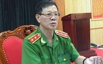 Ông Phan Văn Vĩnh từng chỉ đạo phá nhiều chuyên án lớn