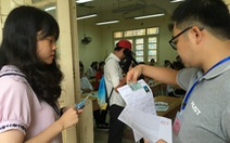 Gần 80.000 thí sinh Hà Nội dự thi THPT quốc gia năm 2018