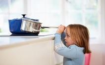 Tự điều trị bỏng cho trẻ tại nhà: Nguy hiểm khôn lường