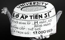 96 năm biếm họa báo chí Việt và 'bữa tiệc' nụ cười chua chát