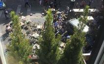 Lao xe vào đám đông ở Đức, ít nhất 4 người chết, nhiều người bị thương