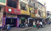 Phố chợ ngoại trong lòng Sài Gòn
