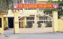 Trưởng công an thị xã Vĩnh Châu bị cảnh cáo