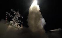 Sân bay Syria bị tấn công bằng tên lửa