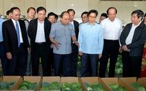 Nông dân hỏi Thủ tướng chuyện được mùa mất giá