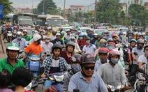 Hà Nội đề xuất thu phí phương tiện vào khu vực ùn tắc