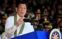 Philippines sớm hợp tác khai thác với Trung Quốc ở Biển Đông