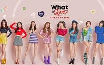 TWICE gây sốt với mini album nhạc K-pop của Park Jin-young