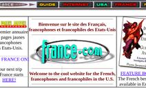 Chính phủ Pháp bị kiện vì địa chỉ website 'France.com'