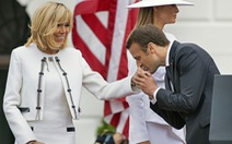 'Thân tín' của Tổng thống Pháp là ai? Vợ ông ấy
