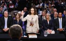 Ứng viên giám đốc CIA hứa không xài cách tra tấn tù nhân