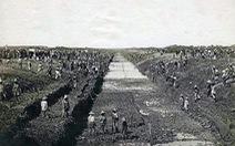 Kênh Chợ Gạo - yết hầu miền Tây và bức ảnh 140 năm trước