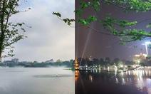 Hà Nội ngày và đêm đẹp lạ qua kiểu chụp 'Chuyện 69'