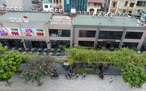 Hà Nội phá dỡ loạt nhà hàng sang đè lên dự án cống hoá
