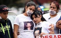 Nhân Ngày của Mẹ, phụ nữ Mexico đòi chính phủ tìm con