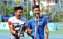 Đôi Hoàng Nam/Văn Phương vào chung kết giải Vietnam F2 Futures